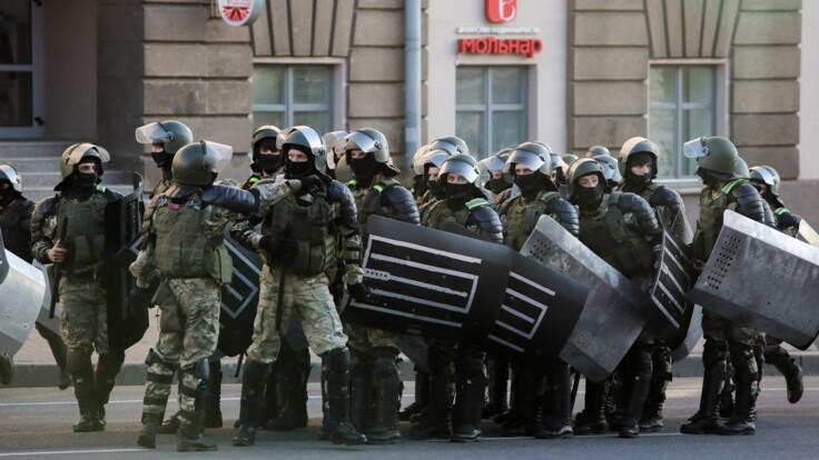 Милиция Беларуси показала скандальное видео: в оппозиции ответили