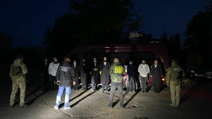 В Одесской области задержали паломников из Умани — подробности