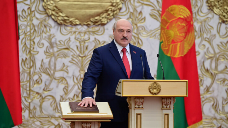 Реакция правильная – дипломат о нюансе в ответе Украины на инаугурацию Лукашенко