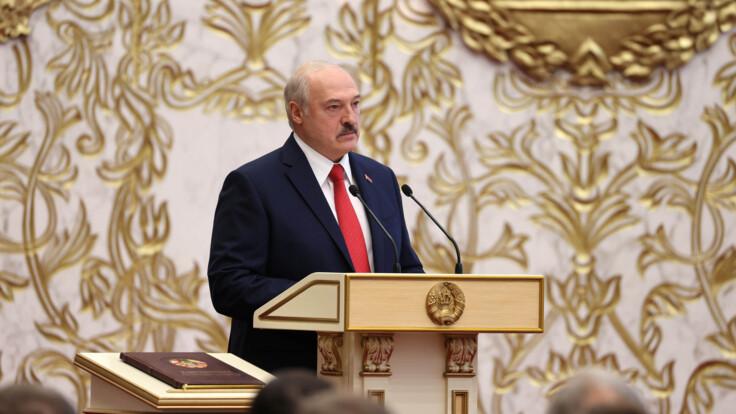 Схоже на коронацію злодія в законі - публіцист про інавгурацію Лукашенка