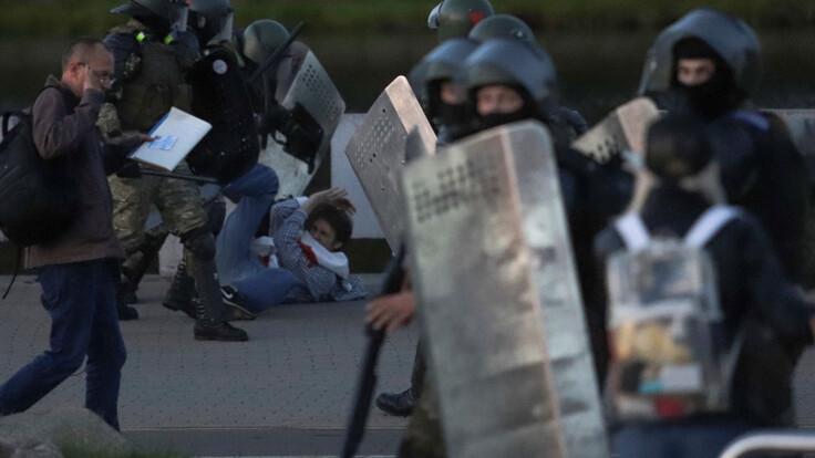 """У нас не должно быть своей """"Небесной сотни"""" — белорусский аналитик о протестах"""