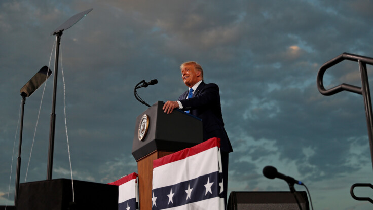 """Может дойти до протестов"": озвучен прогноз насчет выборов президента США"