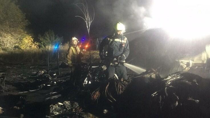 Падение самолета под Харьковом - эксперт рассказал, как будут расследовать трагедию