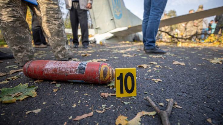 Авіакатастрофа під Харковом: що має розповісти слідству курсант, який вижив