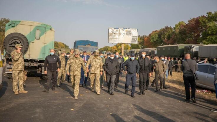 Катастрофа Ан-26 - у Авакова рассказали, что происходит на месте трагедии