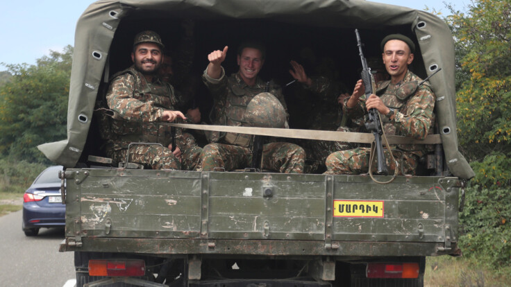 Война за Нагорный Карабах – эксперт объяснил официальную позицию Украины