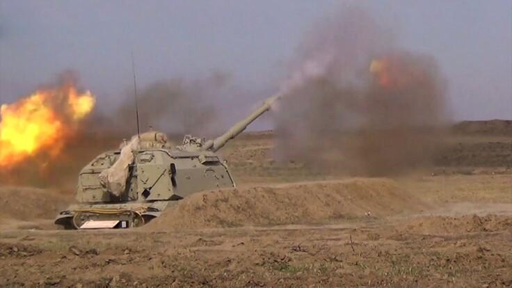 Війна в Нагірному Карабасі: в Азербайджані та Вірменії обмінялися новими звинуваченнями