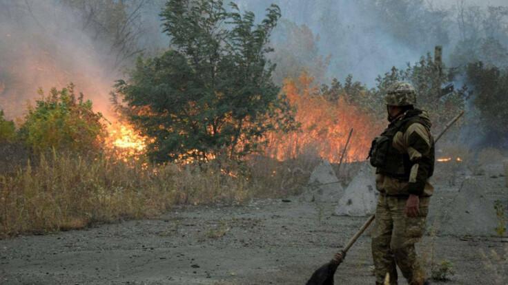 Ликвидация последствий пожаров на Луганщине: озвучены подробности