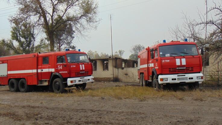 В Україні зберігається небезпека пожеж — синоптикиня назвала регіони