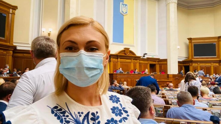 """Скандал вокруг КСУ: в """"Слуге народа"""" прояснили судьбу законопроекта Зеленского"""