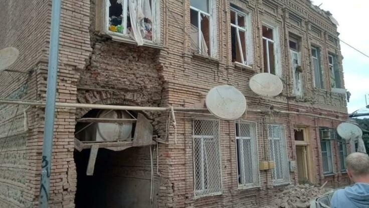 В Азербайджане обстрелян город Гянджа, есть погибшие