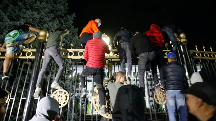 Протесты в Кыргызстане: политолог рассказал об интересе двух других стран