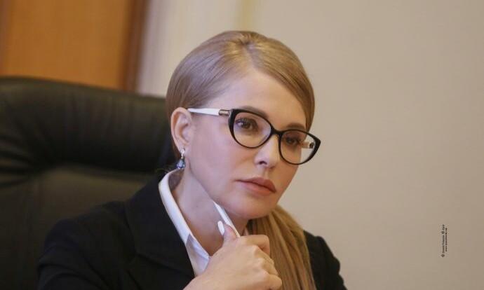 Эта болезнь как лотерея: Тимошенко о том, как поборола коронавирус