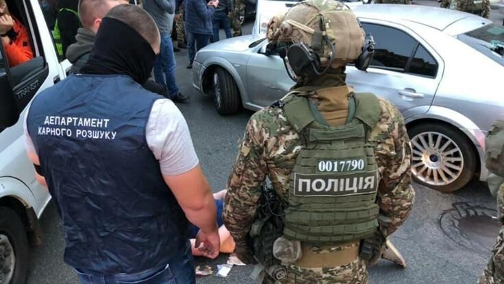 Задержание банды грабителей на Крещатике: генерал СБУ назвал важный нюанс