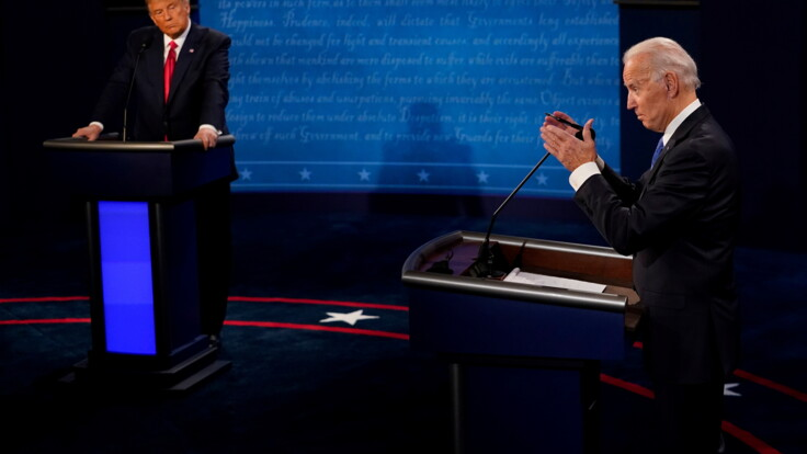Гордон объяснил разницу между Трампом и Байденом для Украины