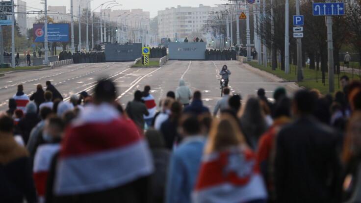 Хвиля протестів триває: опозиціонер розповів про ситуацію в Білорусі