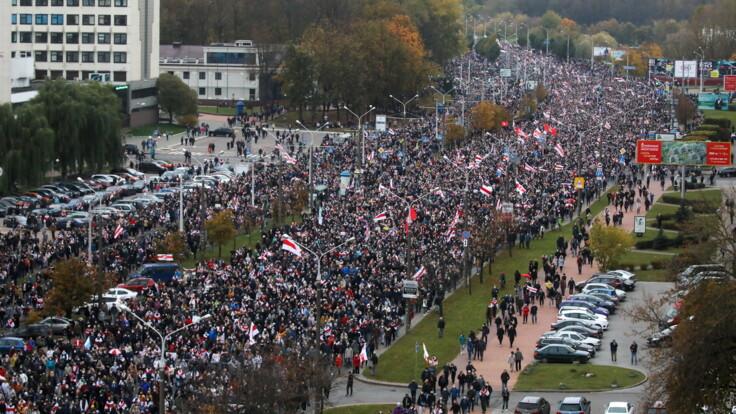 Участникам протестов в Беларуси выплачивают компенсации — оппозиционер назвал суммы