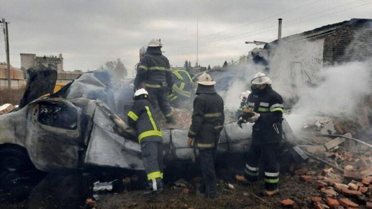 Трагедия под Харьковом: подробности и видео с места взрыва