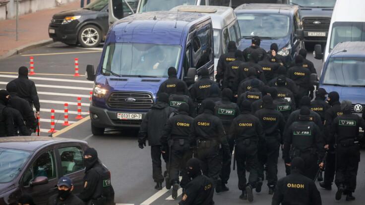Лукашенко выбрал путь террора — политолог о протестах в Беларуси