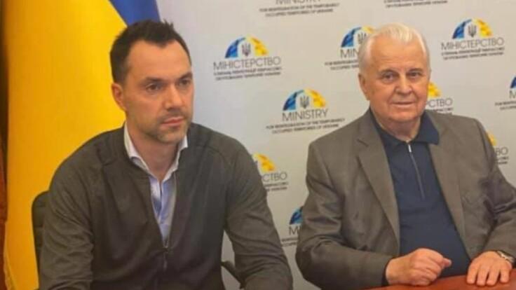 """""""Я не просто спикер"""": Арестович объяснил, что будет делать в группе по Донбассу"""