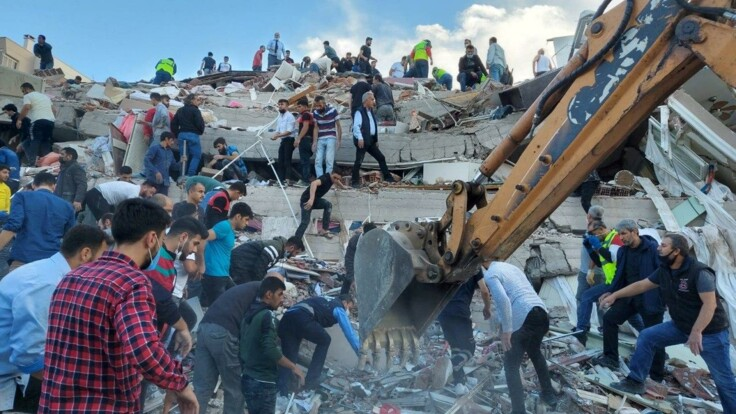 Чекаєш, що зупиниться, але не зупиняється – українка в Ізмірі про землетрус