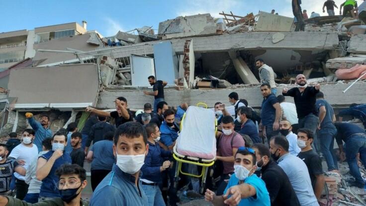 """""""Просто почало трусити будинок"""": українка про жахливий землетрус у Туреччині"""