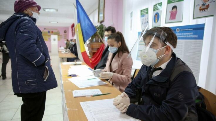Выборы в Молдове: на границе с Приднестровьем произошли столкновения