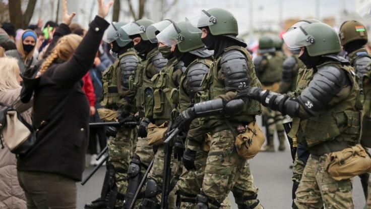 """""""Понимаем, что можем не вернуться домой"""": активист о протестах в Беларуси"""