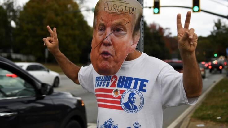 Впереди несколько серий борьбы — дипломат о выборах в США