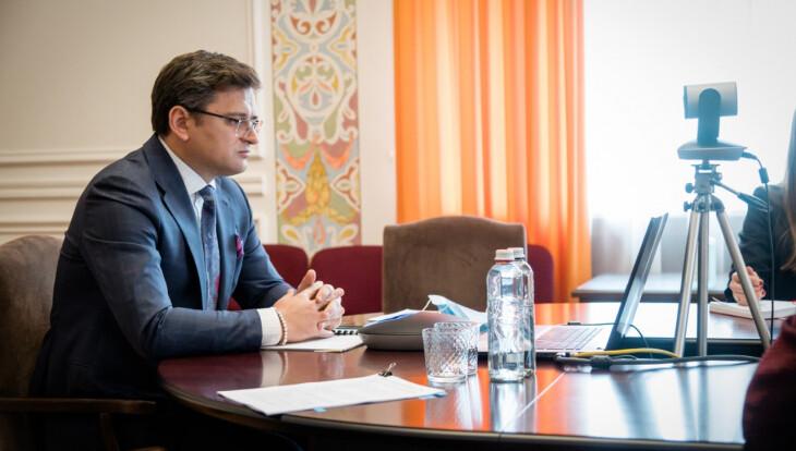 События идут по первому сценарию — Кулеба высказался о планах по Донбассу