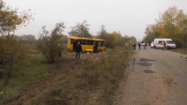 Смертельная авария на Херсонщине: стало известно о состоянии пострадавших