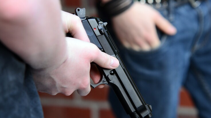 Легализация оружия: Ляшко объяснил, зачем это нужно