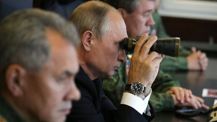 """""""Хочет забрать у Украины девять областей"""": Гордон назвал три оружия Путина"""