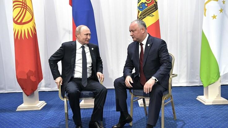 Путин проиграл – экс-премьер Украины об итогах выборов в Молдове