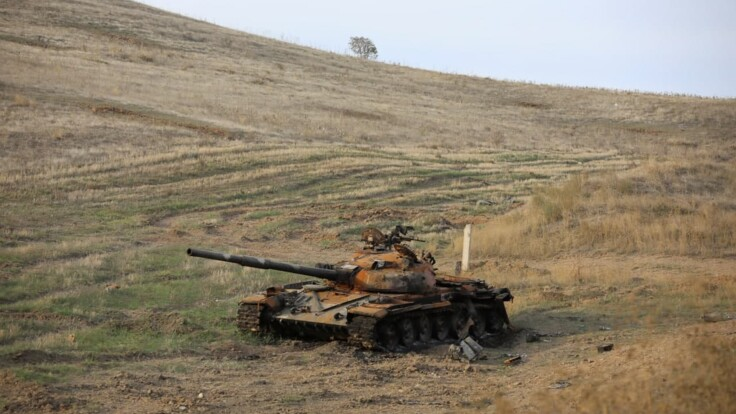 Есть три причины — политолог о действиях Франции по Нагорному Карабаху
