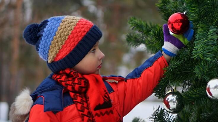В Киеве открылась резиденция Санта-Клауса