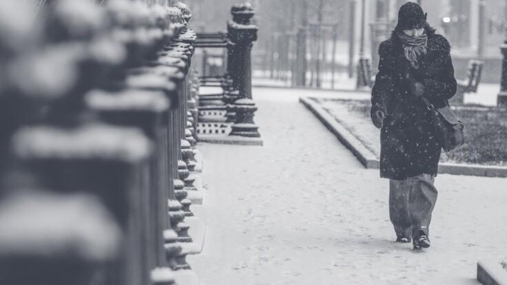 Снег выпадет – синоптик назвала точную дату и место