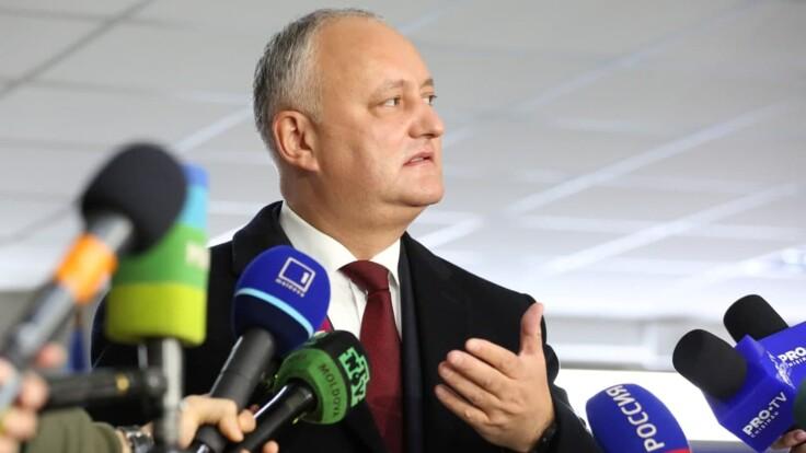 Додон и его хозяева из России сопротивляются — депутат о ситуации в Молдове