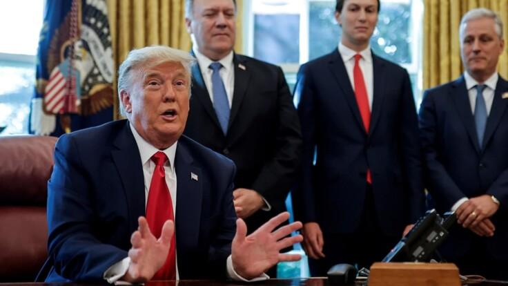 """""""Трамп повинен відповідати"""": експерт пояснив запізнілий імпічмент у США"""