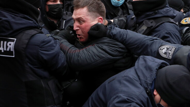 """Украина вводит реформу не вовремя — предприниматель о Майдане """"ФОПов"""""""