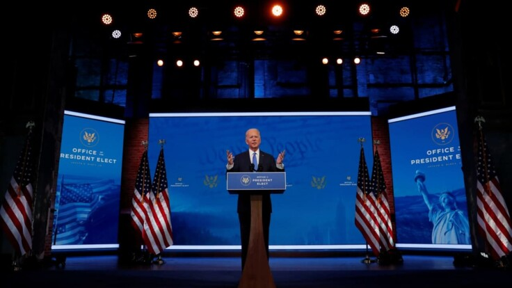 Путин поздравил Байдена: какими будут отношения США и России