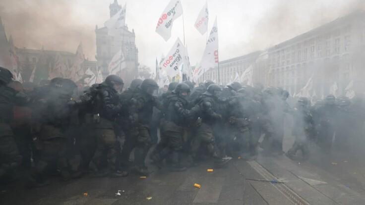 Это не новый Майдан – Гордон о столкновениях в центре Киева