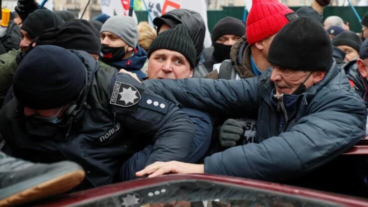 """""""Приведет к бунту"""": озвучен тревожный прогноз насчет протестов на Майдане"""