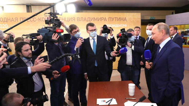 Нужно подтвердить имидж — политолог объяснила заявления Путина об Украине
