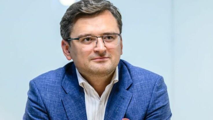 Бутерброд придется вернуть ненадкушенным — Кулеба ответил на известные слова Навального