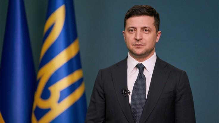 """Канал """"Украина 24"""" покажет новогоднее обращение Зеленского"""
