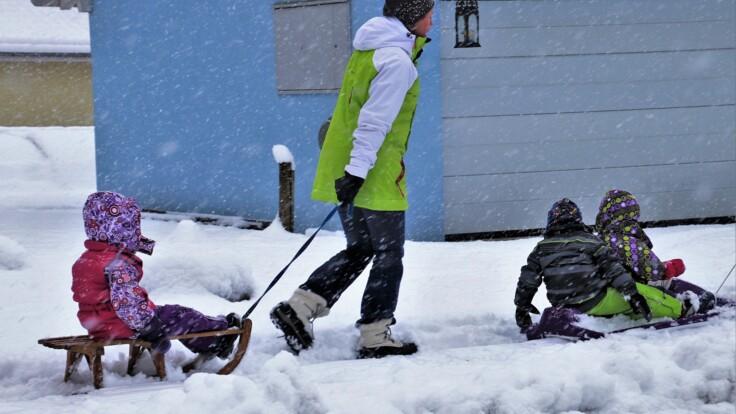 Погодний колапс в Україні: синоптик розповів, де буде найхолодніше і найбільше снігу