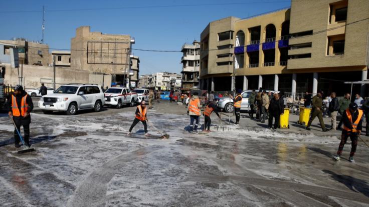 Теракт в Багдаде: эксперт объяснил, что изменит Байден на Ближнем Востоке