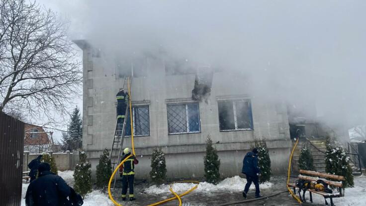 Пожар в Харькове: эксперт назвал предварительную причину (видео)