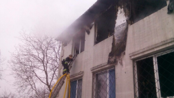 Пожежа у Харкові: в ОДА розповіли про допомогу постраждалим